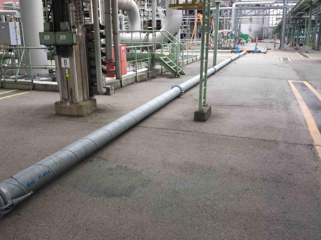 Benzin-Ölabscheider